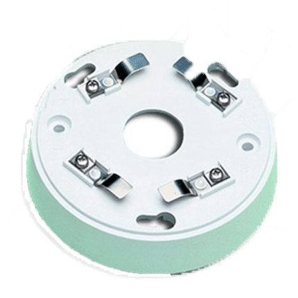 Zócalo / base para detector C5 Aguilera electrónica