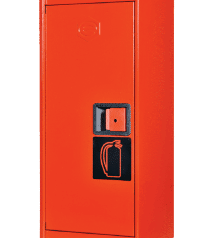Armario extintor 6 / 9 / 12 Kg Polvo - 5 Kg CO2 AREX