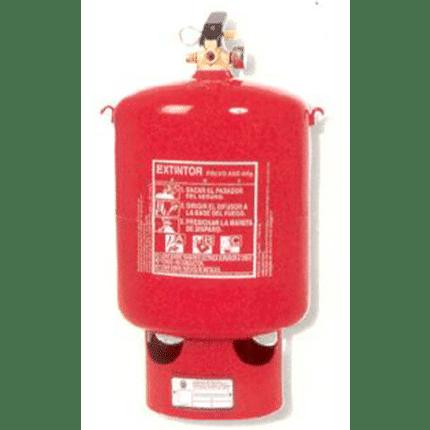 Extintor automático de 6 kg de polvo PP6P