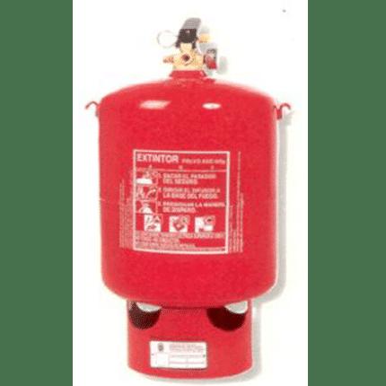 Extintor automático de 9 kg de polvo PP9P