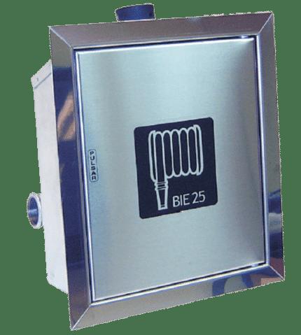BIE + Armario extintor + Pulsador de alarma ENOX