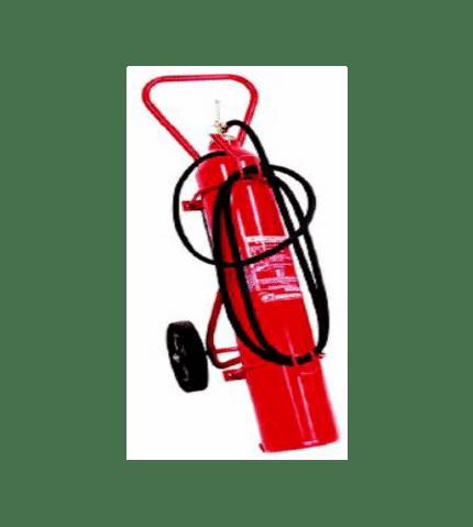 Carro extintor móvil de 45 kg de CO2 CO2-45KG