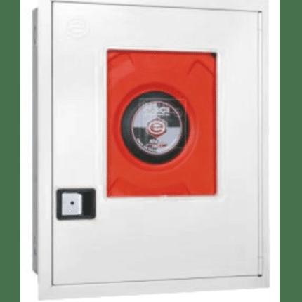 BIE + Armario extintor + Pulsador de alarma COMPAC