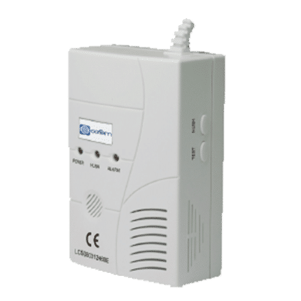 Detector doméstico gas batería. DAGB
