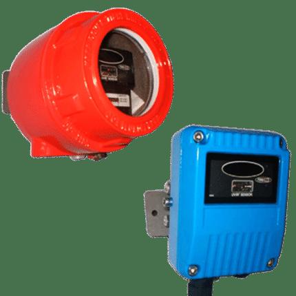 Detector de llama 2 Sensores IR CI-FD
