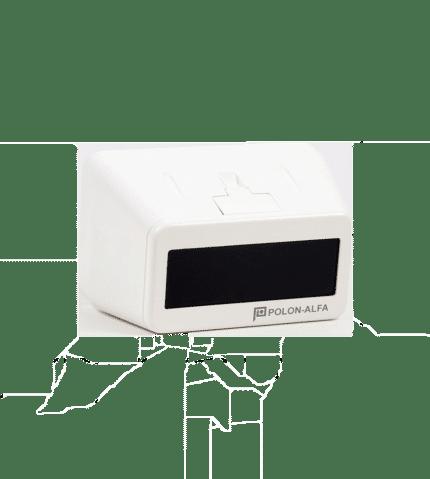 Detector lineal de humos infrarrojo. DOP-6001R