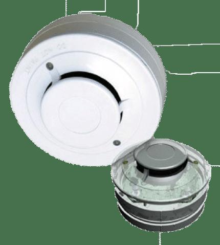 Detector óptico de humos Wizmart