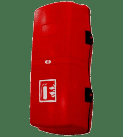 Armario extintor 6/9/12 Kg polvo. 5 Kg CO2