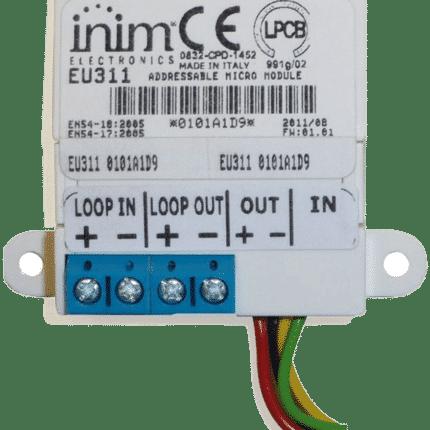 Micro módulo con una entrada / salida EU311S