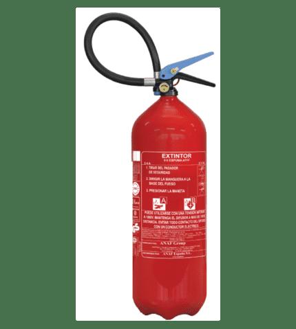 Extintor 9 lt de espuma FS9-J