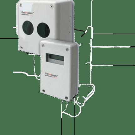 Barrera de infrarrojos detección de humos - BDH100