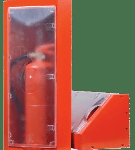 Armario para extintor 6 / 9 Kg Polvo. KEOPS