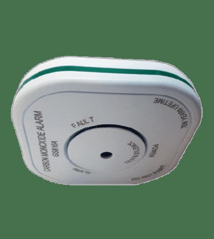 Detector autónomo de CO EYEHOMECO
