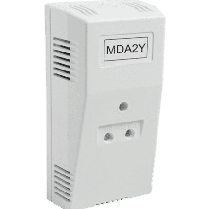 Módulo salida 2 relés supervisados MDA2Y