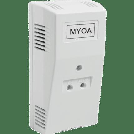 Módulo entrada alarma salida supervisada MYOA