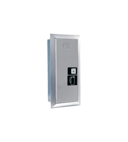 Armario extintor de 6 / 9 Kg Polvo - 5 Kg CO2