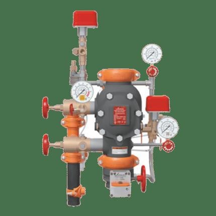 Puesto de control sistema seco 768N