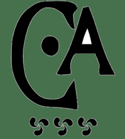 Señal / Cartel de Casas rurales de Asturias