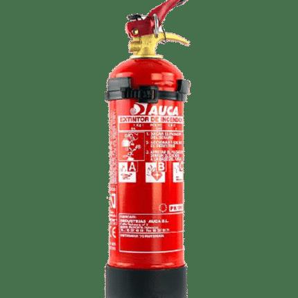 Extintor de 1 kg de polvo PK1HD