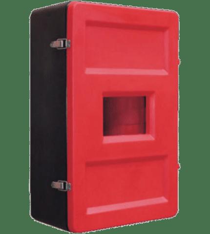 Armario doble extintor de 6/9 Kg Polvo