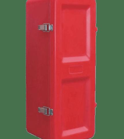 Armario polietileno extintor 6/9/12 Kg. Polvo