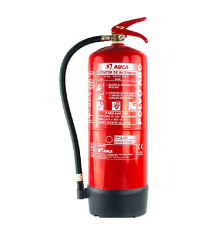 12 kg PP12HDI powder fire extinguisher