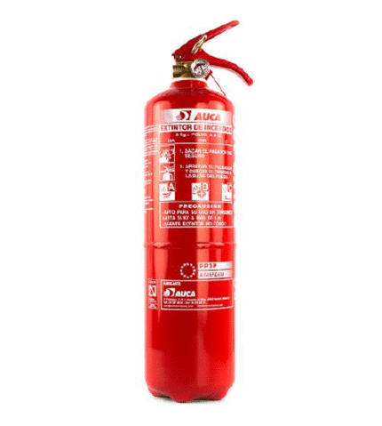 3 kg PP3P powder extinguisher