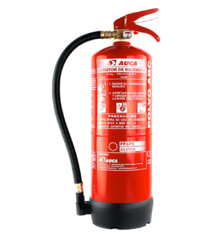 6 kg PP6PS powder fire extinguisher