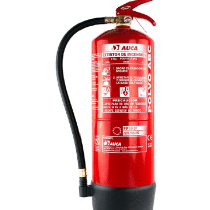 9 kg PP9HDI powder fire extinguisher