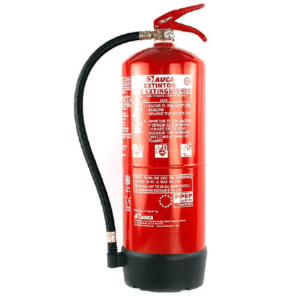 Extintor de 9 kg de polvo para marina PP9PM