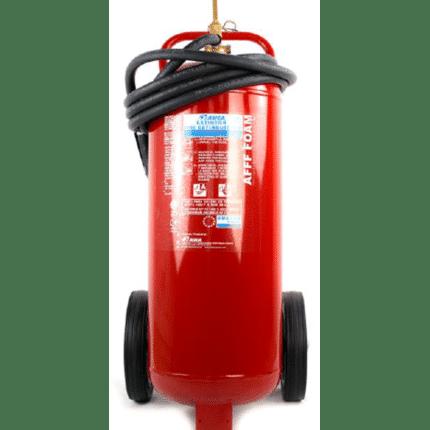 Carro extintor móvil 45 l agua+AFFF marina PPE45AM