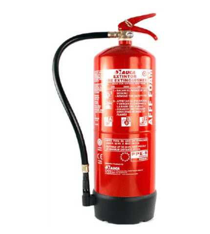 Extintor de 9 lt de agua + AFFF para marina PPE9