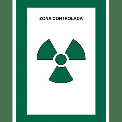 Señal de Zona controlada
