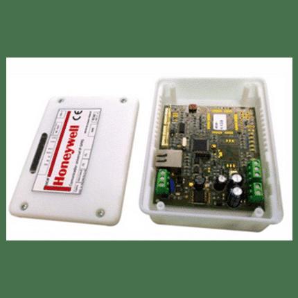 Caja para montaje en superficie de un transmisor