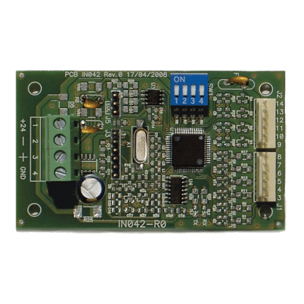 Módulo adaptador para interfaces Smart485-IN