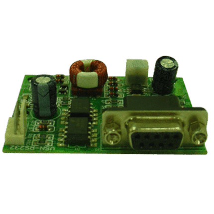 Módulo comunicaciones RS 232
