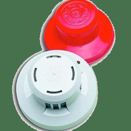 Detector óptico de humos a 24V. AE002/OP