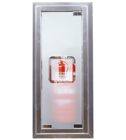 Armario de Extintor IBIGLASS