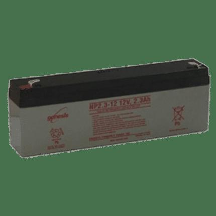 Batería recargable 12V 2,2 Ah
