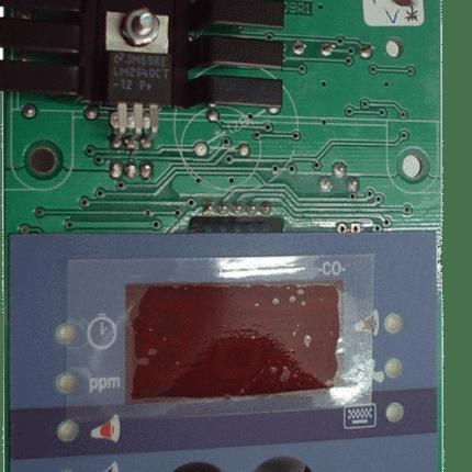 Módulo zona para centrales ME300