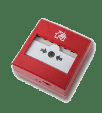 Pulsador de alarma manual vía radio. SGCP100