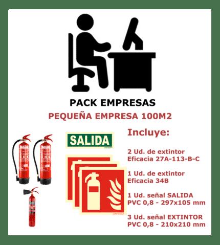 Pack Extintores empresas