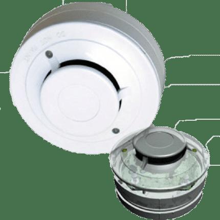 Detector térmico convencional Wizmart. DTV
