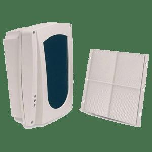 Barrera de infrarrojos para detección de humos