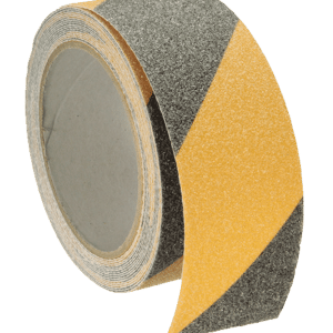 Cinta antideslizante abrasiva. Base aluminio