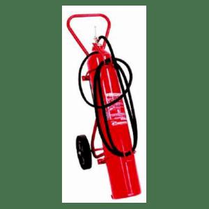 Carro extintor móvil de 20 kg de CO2 CO2-20KG