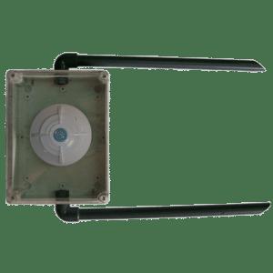 Caja detector de conducto. A30XDC