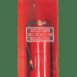 Armario extintor 6 / 9 /12 Kg Polvo / 5 Kg CO2. EXT