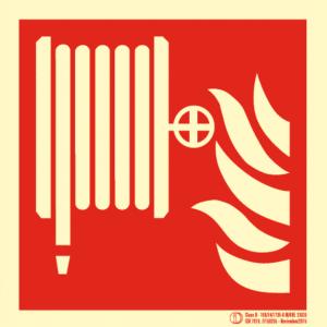 Señal BIE - Boca de Incendios