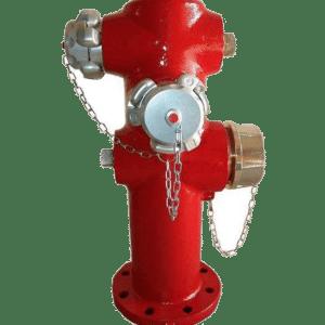 Hidrante de columna húmeda HH